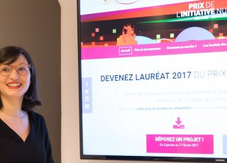 Culture, innovation, startups et networking : rencontre avec Aude Merlet du groupe Audiens
