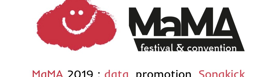 MaMA 2019 : data, promotion digitale, Songkick