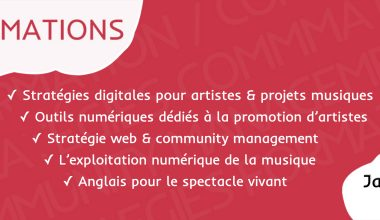 ★ Formations : 2021, on arrive ! ★